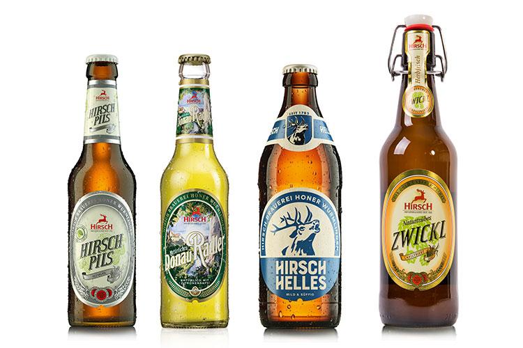 hirschbier-biersorten