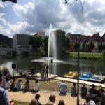 Eröffnungsveranstaltung Donaugalerie