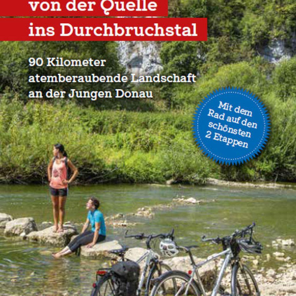 Donauradweg - Titelbild