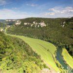 Donauwelle Eichfelsen-Panorama Tourenhighlights