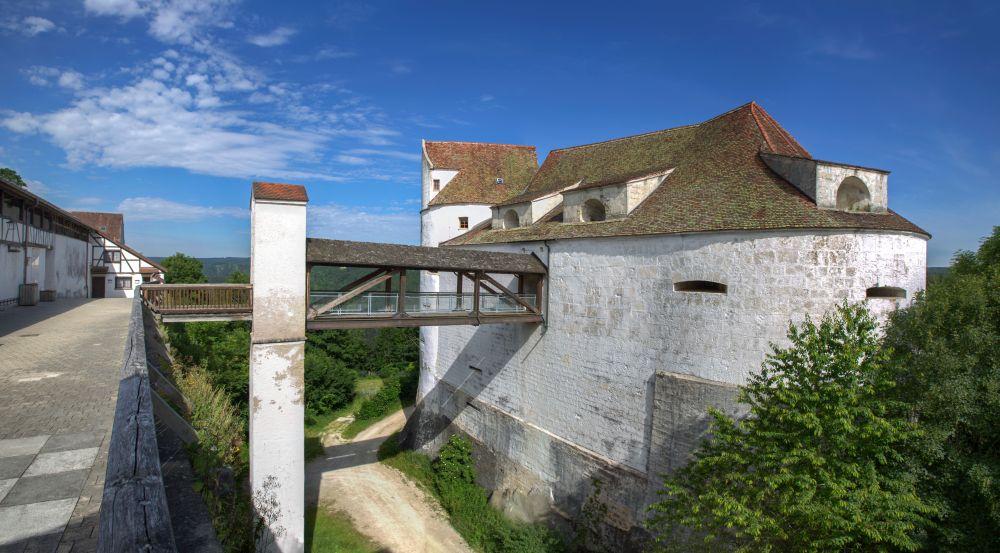 Burg Wildenstein im Donautal