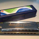 Weihnachtsgeschenk: DonauWellen-Mundharmonika