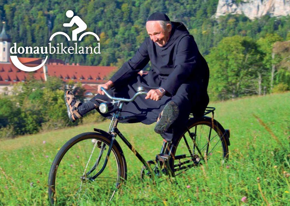 Radvergnügen im Donautal