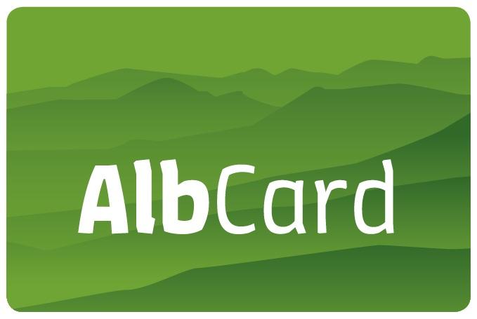 AlbCard - die neue Gästekarte der Schwäbischen Alb auch im Donaubergland