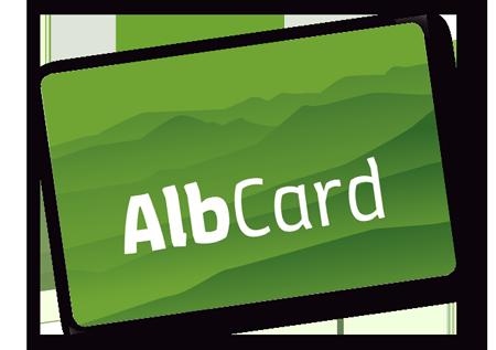 Gästekarte Schwäbische Alb: AlbCard