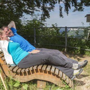 Donauwellen-Premiumliege im Donautal