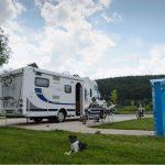Camping im Donautal