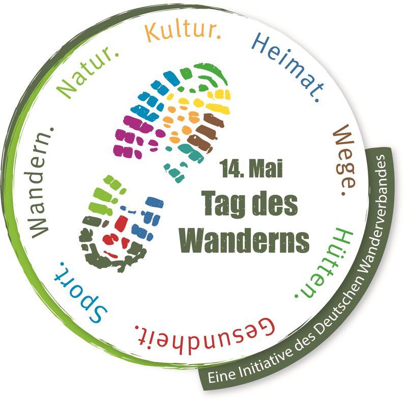 Logo Tag des Wanderns