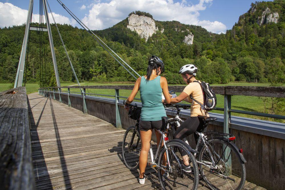Radeln Radtouren