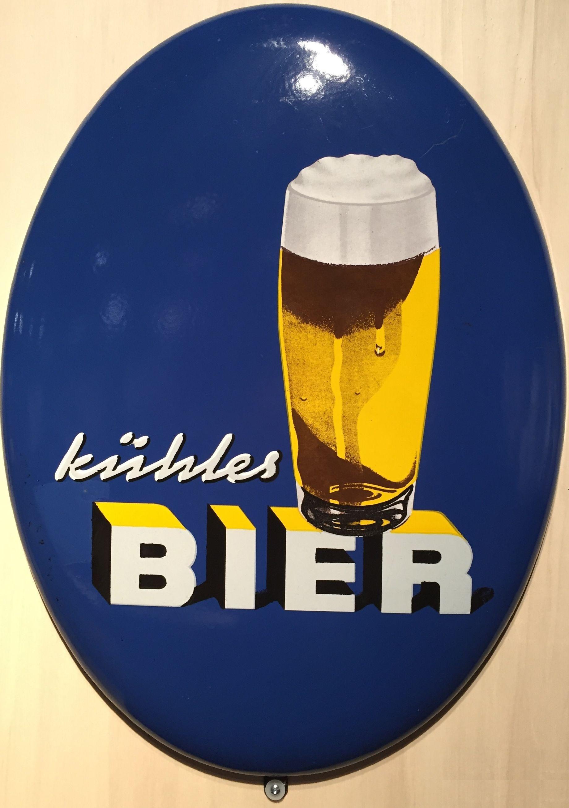 Witrshausschild - Kühles Bier