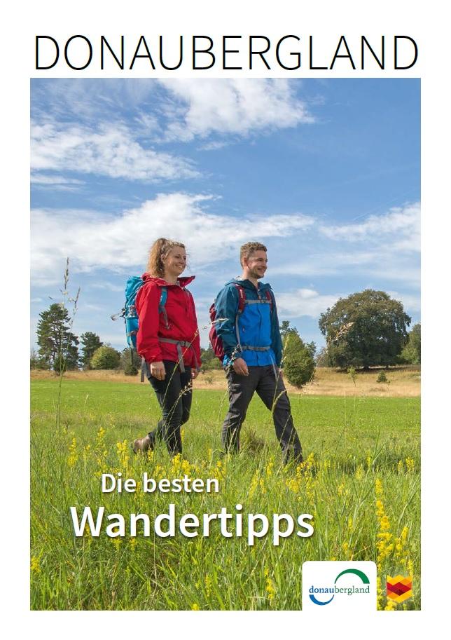 Donaubergland - Wandertipps 2021 Titelbild