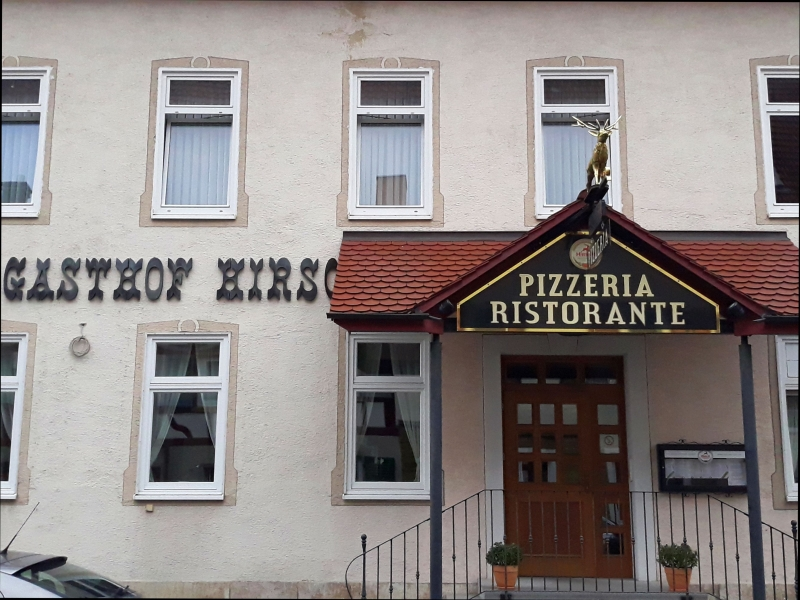 pizzeria hirsch muehlheim donau