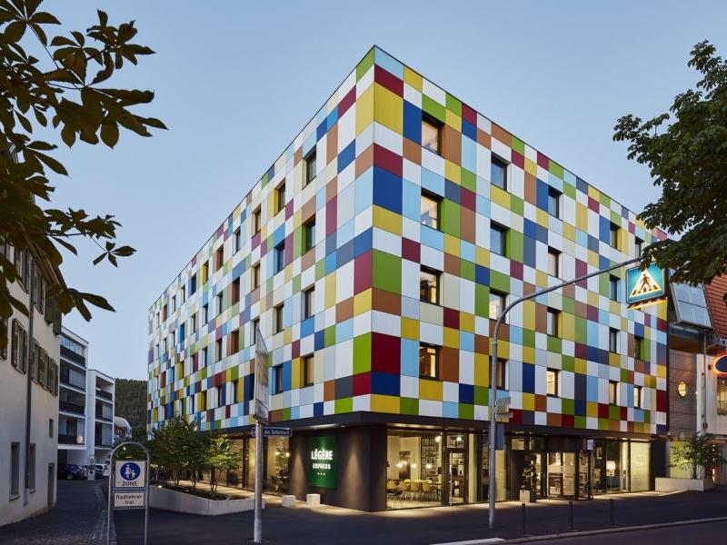 FIBONA Hotel Collection; Légère Express Tuttlingen; FIBONA GmbH