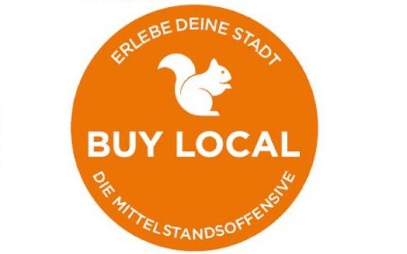 buy local - Logo