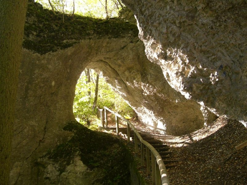 Inzigkofen_Höhlen und Felsengrotten
