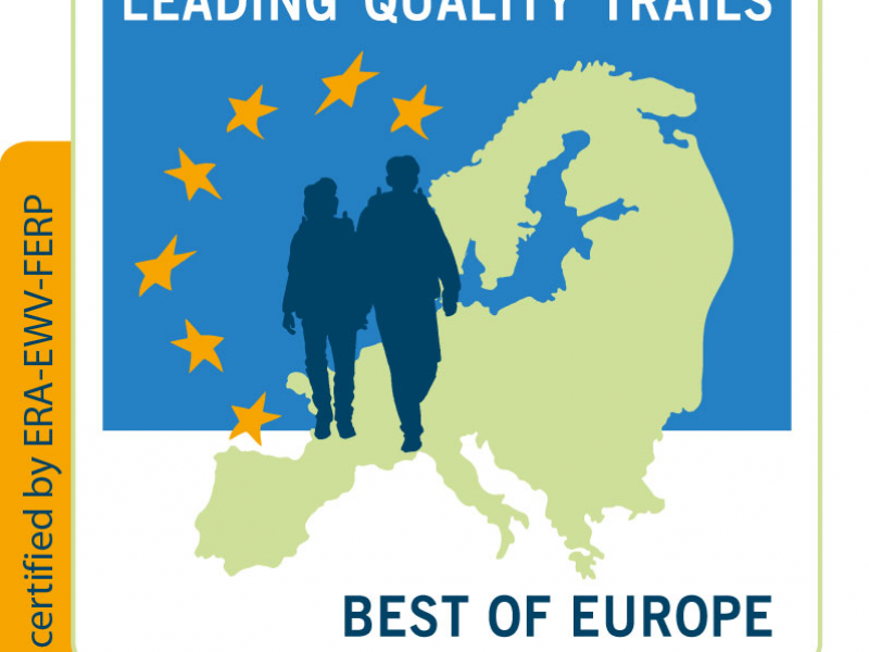 Führende Qualitästwege in Europa