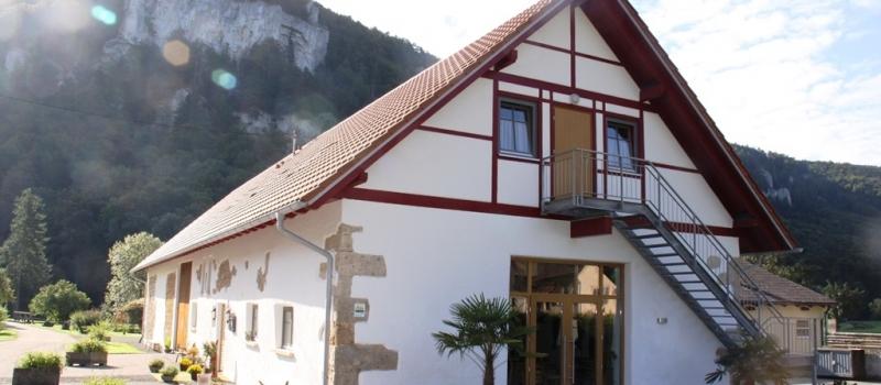 Ferienwohnung Talhof Donautal Beuron