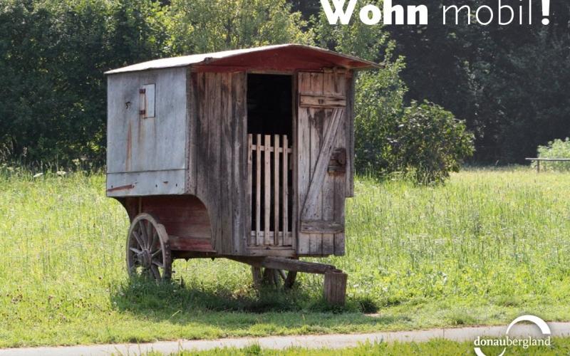 Camper im Donautal